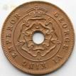 Южная Родезия 1942 1/2 пенни Георг VI