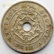 Южная Родезия 1936 1 пенни Георг V