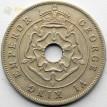 Южная Родезия 1940 1 пенни Георг VI