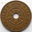 Южная Родезия 1952 1 пенни Георг VI