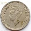 Южная Родезия 1948 3 пенса Георг VI