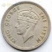 Южная Родезия 1949 3 пенса Георг VI