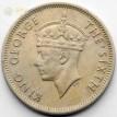 Южная Родезия 1948 6 пенсов Георг VI