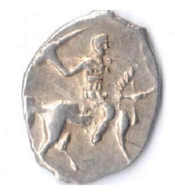 Россия 1533-1584 денежка Иван IV (лот №6)