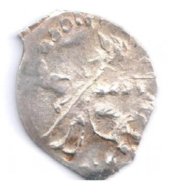 Россия 1533-1584 копейка Иван IV (лот №17)