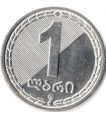Грузия 2006 1 лари