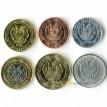 Армения 2003-2004 набор 6 монет