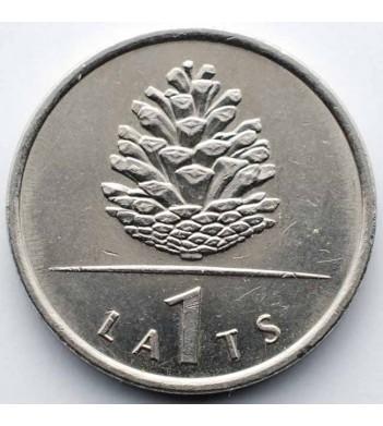 Латвия 2006 1 лат Шишка