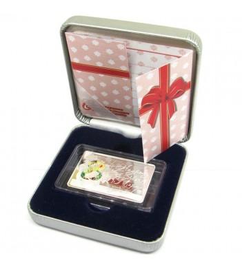 Казахстан 2014 100 тенге 8 Марта Монета подарок