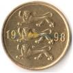 Эстония 1998 10 сентов