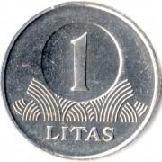 Литва 1998-2008 1 лит