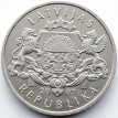 Латвия 2007 1 лат Сова