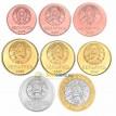 Беларусь 2016 Годовой набор 8 монет 2009