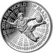 Беларусь 2013 1 рубль Чемпионат мира по футболу