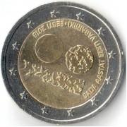 Эстония 2018 2 евро 100 лет Эстонской Республике